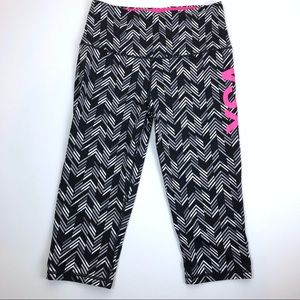 vsx leggings pink gray black Arrows Size M